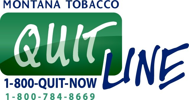 MT tobacco quite line logo