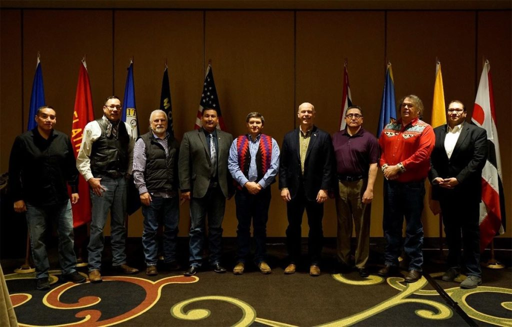 Rocky Mountain Tribal Leaders Council Annual Board Meeting in Billings, Montana